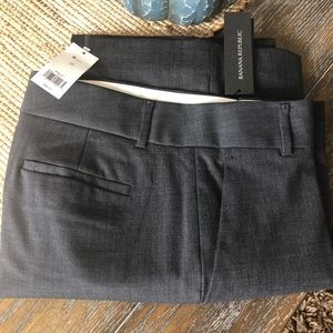 Banana Republic Martin Fit Trousers - NWT